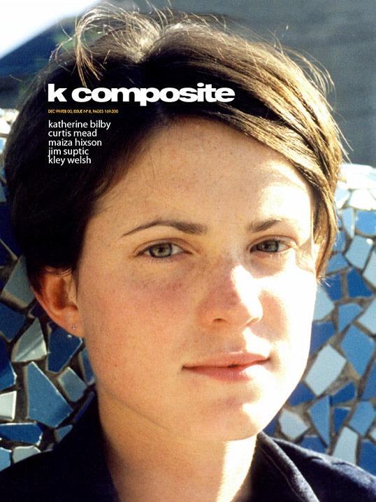 K Composite Magazine issue 8