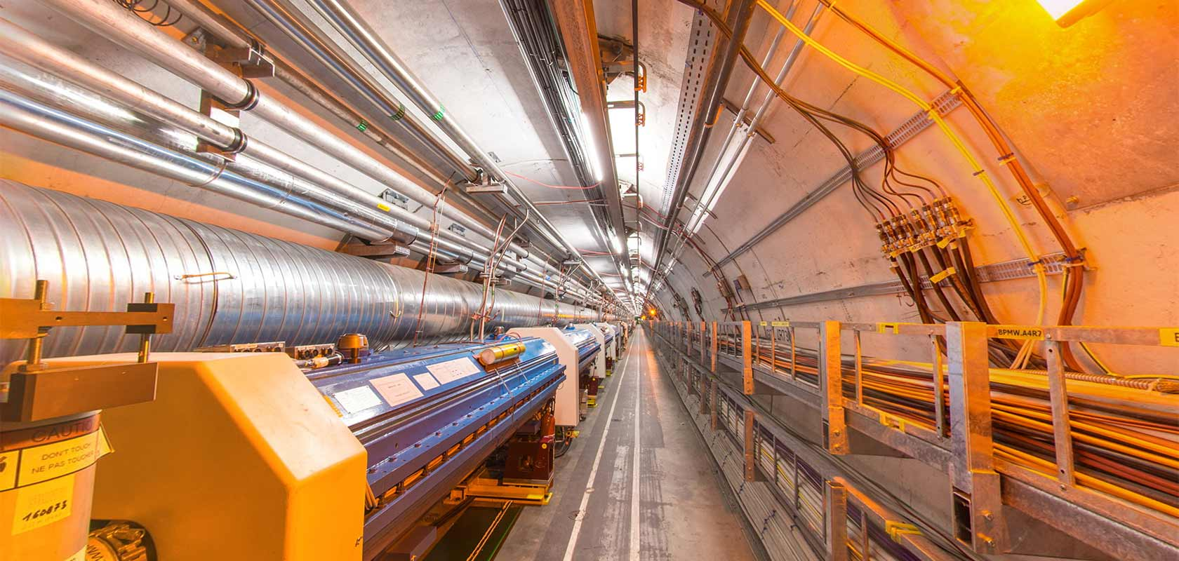 K Composite explains the Large Hadron Collider