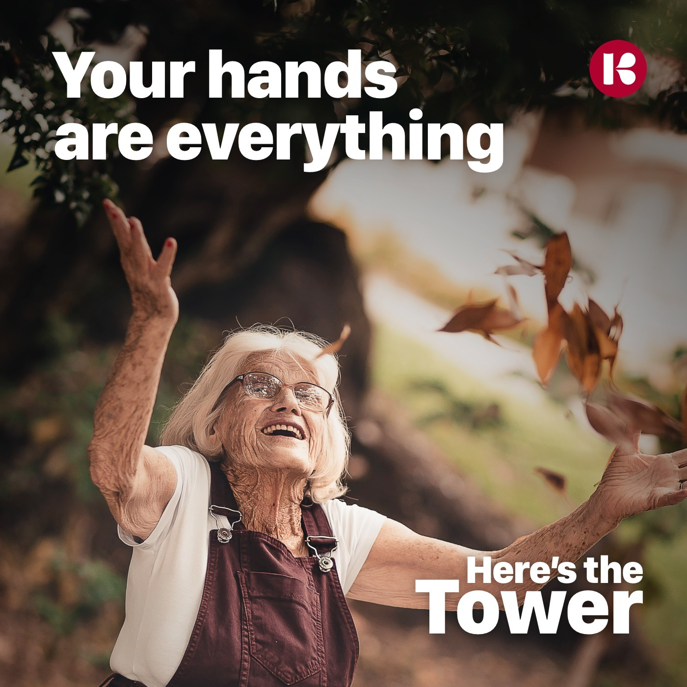 Here's the Tower - Your Hands Are Everything
