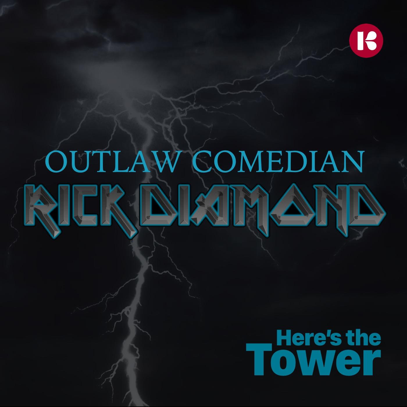 Outlaw Comedian Rick Diamond